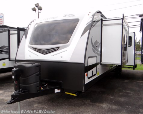 2019 Jayco White Hawk 32KBS Rear Bath, King Bed Double Slideout