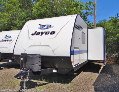 2019 Jayco Jay Feather 27BH Two-Bedroom Sofa/Dinette Slideout