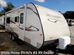 Used 2013 Jayco Jay Feather Ultra Lite X213 Front Bunks, Rear King Bed Slide available in Williamstown, New Jersey