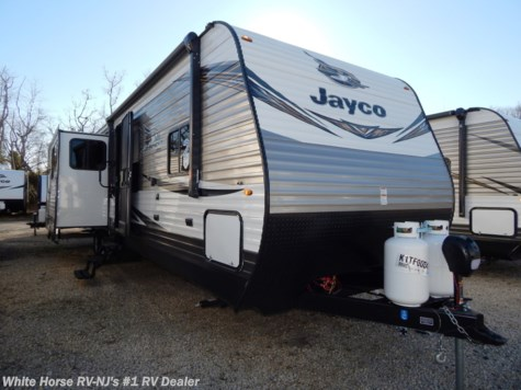 2019 Jayco Jay Flight 32RLOK Rear Sofa Double Slideout