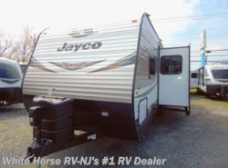 New 2019 Jayco Jay Flight 28BHBE 2-BdRM Sofa/U-Dinette Slide w/DBL Bed Bunks available in Williamstown, New Jersey