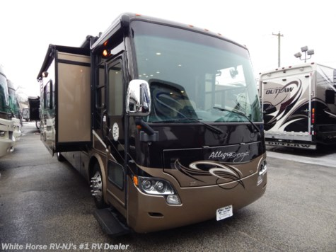 2011 Tiffin Allegro Breeze 32 BR Opposing Double Slide-outs