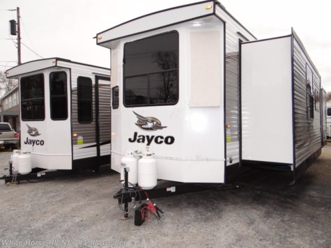 2019 Jayco Bungalow 40FKDS Front Kitchen Double Slideout