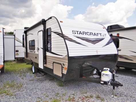 2020 Starcraft Autumn Ridge Outfitter 182RB Front Queen, Rear Bathroom