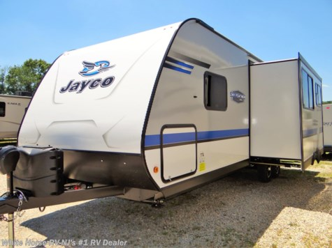 2020 Jayco Jay Feather 25RB Rear Bath Sofa/Dinette Slideout