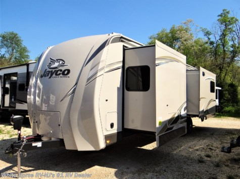2019 Jayco Eagle 322RLOK Rear Sofa Triple Slideout