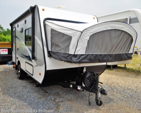 2017 Jayco Jay Feather 7 16XRB Front & Rear Bed Ends