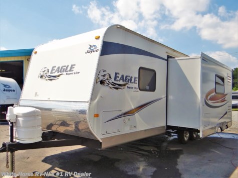 2011 Jayco Eagle Super Lite 256RKS Rear Kitchen Slide