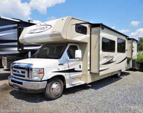 2015 Coachmen Leprechaun 319 DS Double Slide