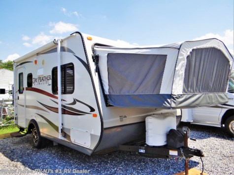 2013 Jayco Jay Feather Ultra Lite X17Z with 2 Drop Down Bed Ends