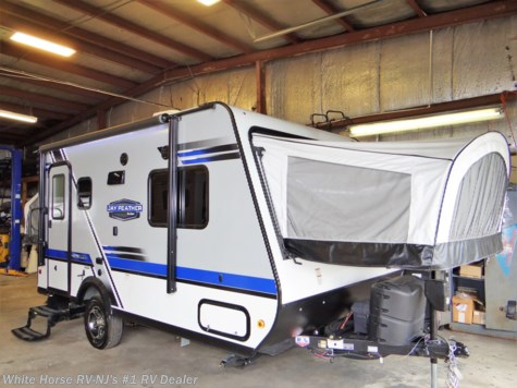 2019 Jayco Jay Feather X17Z Front & Rear Drop Down Bed Ends