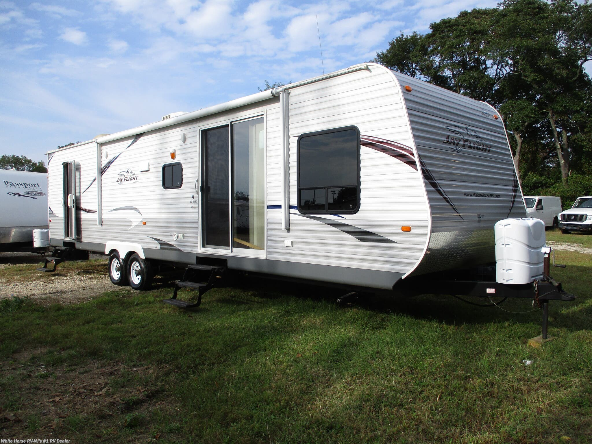 2013 Jayco Jay Flight 36BHDS 2-BdRM Double Slide