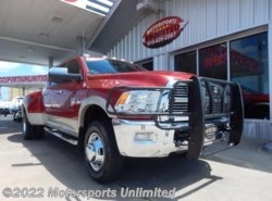 Used 2010  Dodge  Ram Pickup 3500 Laramie 4x4 4dr Mega Cab 6.3 ft. S by Dodge from Motorsports Unlimited in Mcalester, OK
