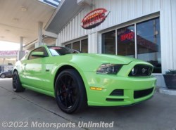 Used 2013  Ford  Mustang GT 2dr Fastback by Ford from Motorsports Unlimited in Mcalester, OK