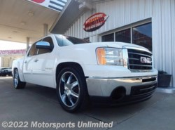 Used 2010  GMC  Sierra 1500 SLE 4x2 4dr Crew Cab 5.8 ft. SB by GMC from Motorsports Unlimited in Mcalester, OK