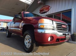 Used 2006  GMC  Sierra 1500 SLE1 4dr Extended Cab 4WD 6.5 ft. SB by GMC from Motorsports Unlimited in Mcalester, OK