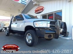 Used 2008  Dodge  Ram Pickup 2500 SLT 4dr Quad Cab 4WD LB by Dodge from Motorsports Unlimited in Mcalester, OK