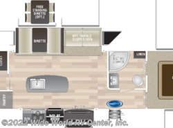 New 2019 Keystone Hideout 33BHDS available in Wilkes-Barre, Pennsylvania
