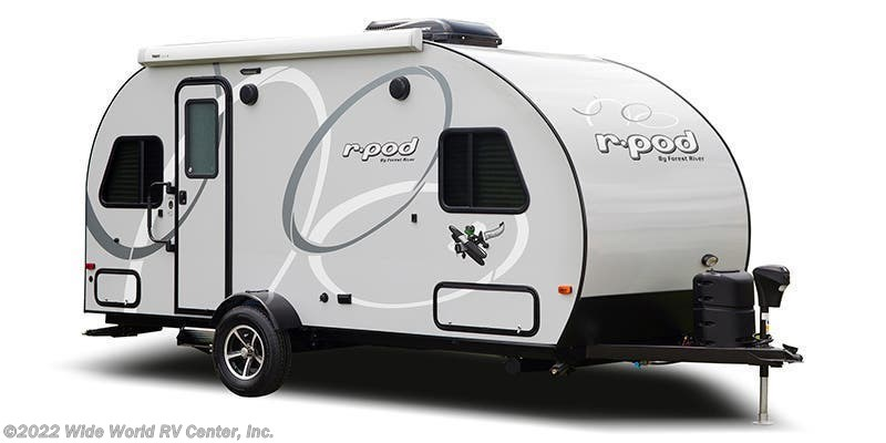 Stock Image for 2019 Forest River R-Pod RP-189 (options and colors may vary)