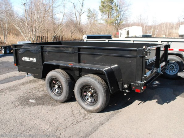 2021 Bri-Mar DT612LP-LE-10 DUMP - 5 TON available in Wilkes-Barre, PA