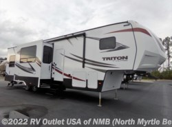 New 2017  Dutchmen Voltage Triton 3551 by Dutchmen from RV Outlet USA in North Myrtle Beach, SC