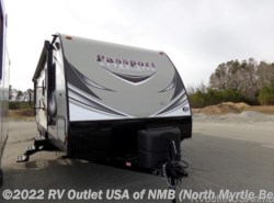 New 2017  Keystone Passport 2510RB by Keystone from RV Outlet USA in North Myrtle Beach, SC