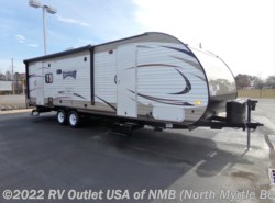 New 2017  Forest River Wildwood 254RLXL by Forest River from RV Outlet USA in North Myrtle Beach, SC