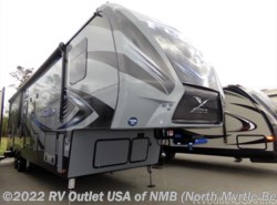 New 2017  Keystone Fuzion 369 X-Edition by Keystone from RV Outlet USA in North Myrtle Beach, SC