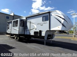 New 2018 Forest River Cherokee Wolf Pack 325PACK13 available in North Myrtle Beach, South Carolina