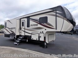 New 2018  Keystone Alpine 3301GR by Keystone from RV Outlet USA in North Myrtle Beach, SC