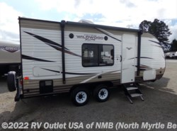 New 2018  Forest River Wildwood X-Lite 171RBXL by Forest River from RV Outlet USA in North Myrtle Beach, SC