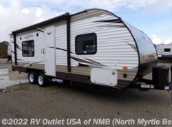 New 2018  Forest River Wildwood 241QBXL by Forest River from RV Outlet USA in North Myrtle Beach, SC