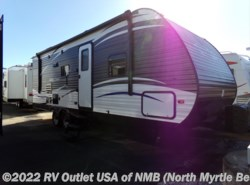 Used 2017  Dutchmen Aspen Trail 2480RBS by Dutchmen from RV Outlet USA of NMB in Longs, SC