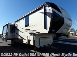 New 2018  Keystone Alpine 3650RL by Keystone from RV Outlet USA in North Myrtle Beach, SC