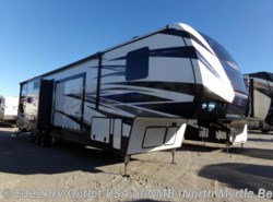 New 2018  Keystone Fuzion 424 by Keystone from RV Outlet USA of NMB in Longs, SC