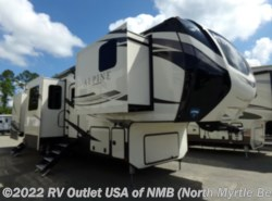 New 2018  Keystone Alpine 3800FK by Keystone from RV Outlet USA of NMB in Longs, SC