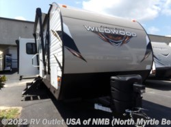 New 2018  Forest River Wildwood 27REI by Forest River from RV Outlet USA of NMB in Longs, SC