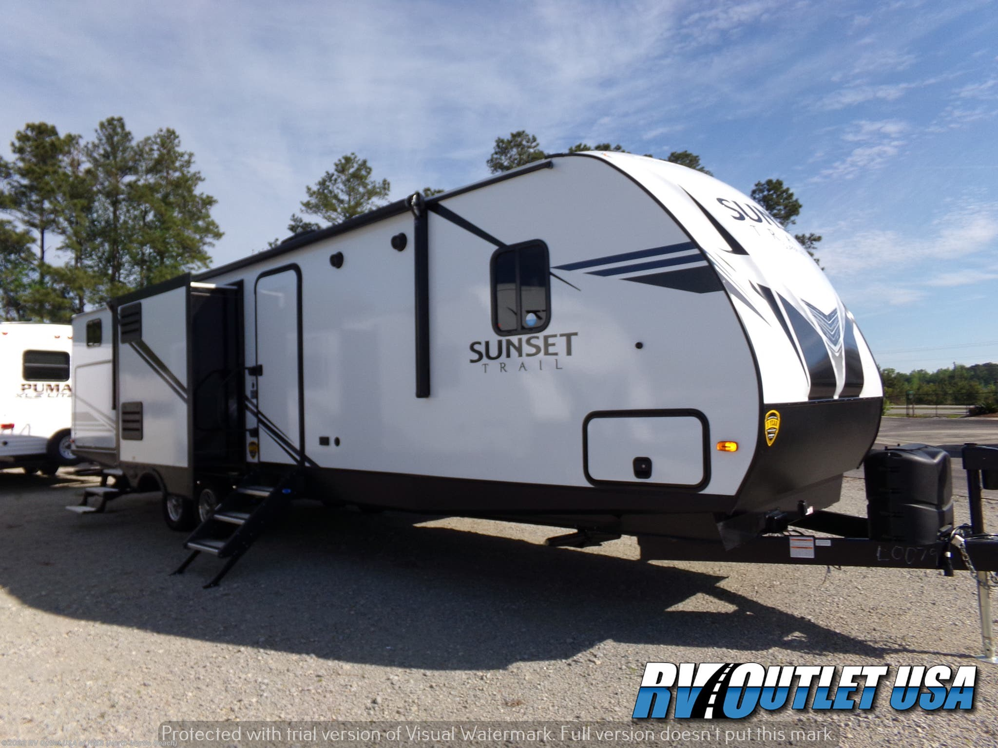 2020 CrossRoads RV Sunset Trail Super Lite 331BH for Sale in Ringgold, VA  24586 | SCCS1151