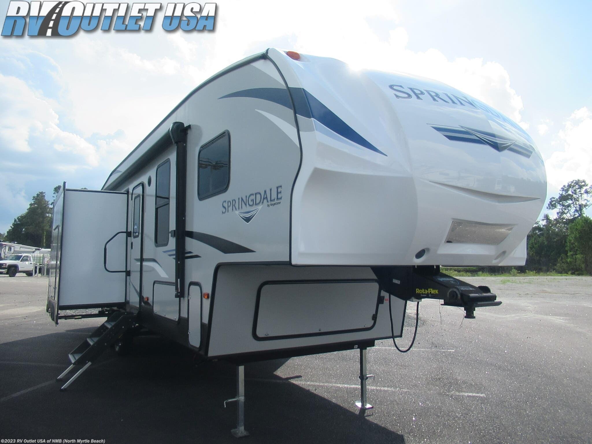 5Th Wheel Hitch For Sale >> 2020 Keystone Rv Springdale 302fwrk Free 16k 5th Wheel Hitch For Sale In Longs Sc 29568 Scks1311