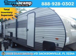 New 2018  Forest River Cherokee Grey Wolf 26RL by Forest River from Travel Camp in Jacksonville, FL