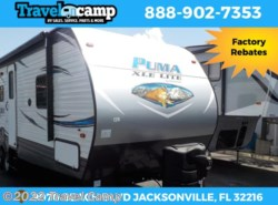 New 2018  Palomino Puma XLE Lite Toy Hauler 23QBC by Palomino from Travel Camp in Jacksonville, FL