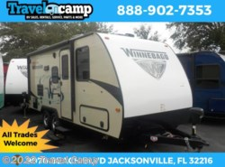 New 2018  Winnebago Micro Minnie 2106DS by Winnebago from Travel Camp in Jacksonville, FL