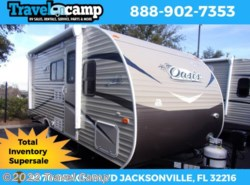 New 2018  Shasta Oasis 18BH by Shasta from Travel Camp in Jacksonville, FL