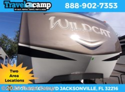 New 2018  Forest River Wildcat Ultra-Lite 28BH by Forest River from Travel Camp in Jacksonville, FL