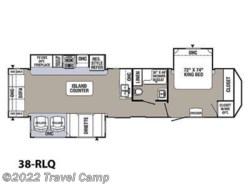New 2018  Palomino Puma Destination 38-RLQ by Palomino from Travel Camp in Jacksonville, FL