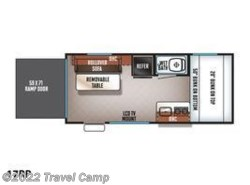 New 2018  Forest River Cherokee Wolf Pup 17RP by Forest River from Travel Camp in Jacksonville, FL