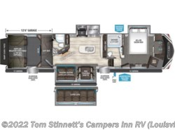New 2017  Grand Design Momentum 397TH by Grand Design from Tom Stinnett's Campers Inn RV in Clarksville, IN