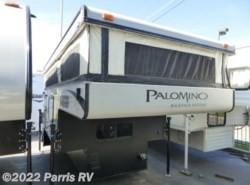 Used 2016  Palomino Real-Lite Truck Campers Soft Side SS-1500
