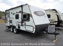 Used 2013  Forest River Surveyor Cadet SC189 by Forest River from Gerzeny's RV World of Bradenton in Bradenton, FL