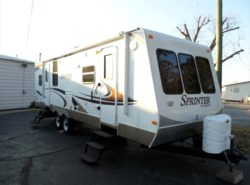 Used 2010  Keystone Sprinter 282FLS